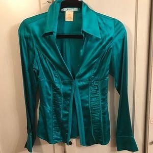 Silk corset style stop